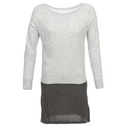 Textiel Dames Korte jurken DDP EMMI Zwart / Grijs