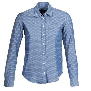 Textiel Dames Overhemden Gant EXUNIDE Blauw