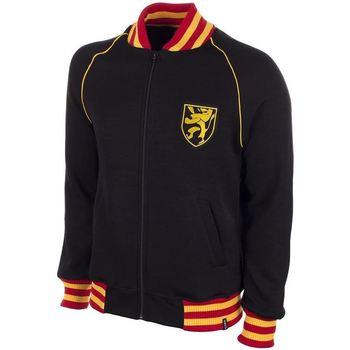 Textiel Heren Sweaters / Sweatshirts Copa Football Sweat zippé Belgique 1960's noir/jaune/rouge
