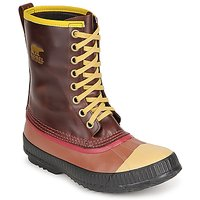 Schoenen Heren Snowboots Sorel MENS SENTRY ORIGINAL Brown