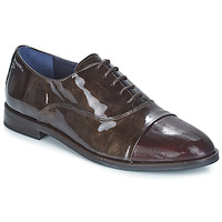 Schoenen Dames Derby Dorking RAQUEL Brown