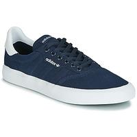 Schoenen Lage sneakers adidas Originals 3MC Blauw / Navy