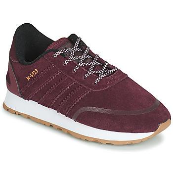 Schoenen Kinderen Lage sneakers adidas Originals N-5923 C Bordeaux