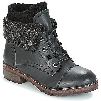 Schoenen Dames Laarzen Coolway BRING Zwart