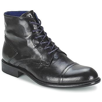 Schoenen Heren Laarzen Azzaro EPICOR Zwart
