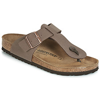 Schoenen Heren Slippers Birkenstock MEDINA Brown