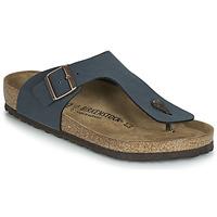 Schoenen Heren Slippers Birkenstock RAMSES Blauw
