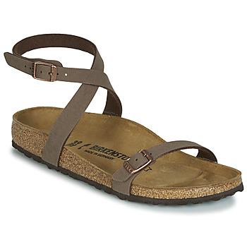Schoenen Dames Sandalen / Open schoenen Birkenstock DALOA Brown