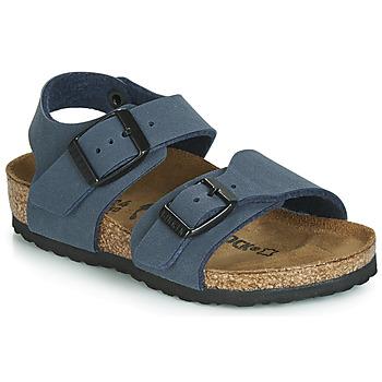 Schoenen Jongens Sandalen / Open schoenen Birkenstock NEW YORK Marine