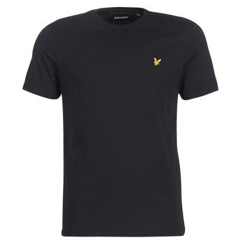Textiel Heren T-shirts korte mouwen Lyle & Scott FAFARLIBE Zwart