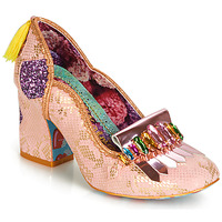 Schoenen Dames pumps Irregular Choice AMORGOS Roze