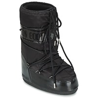 Schoenen Dames Snowboots Moon Boot MOON BOOT GLANCE Zwart