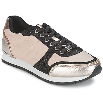 Schoenen Dames Lage sneakers SuperTrash DALLAS Nude