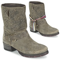 Schoenen Dames Laarzen Felmini RARSA Brown