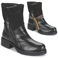 Schoenen Dames Laarzen Felmini CLARA Zwart