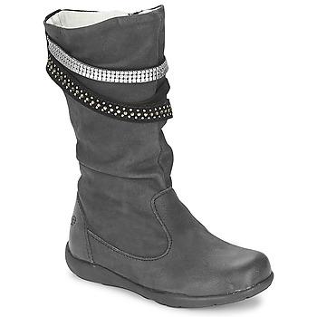 Schoenen Meisjes Hoge laarzen Primigi CHARLIZE Zwart
