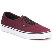 Schoenen Lage sneakers Vans AUTHENTIC Bordeaux
