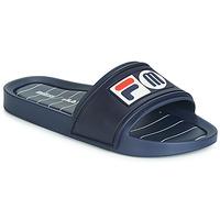 Schoenen Dames Slippers Melissa SLIDE + FILA Marine