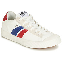 Schoenen Lage sneakers Palladium PALLAPHOENIX FLAME C Wit