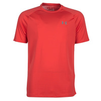 Textiel Heren T-shirts korte mouwen Under Armour TECH 2.0 SS TEE Rood