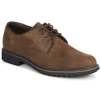 Schoenen Heren Derby Timberland EK STORMBUCK PLAIN TOE OXFORD Brown