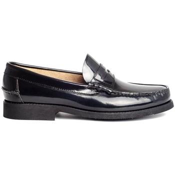 Schoenen Heren Mocassins Colour Feet OXFORD Zwart