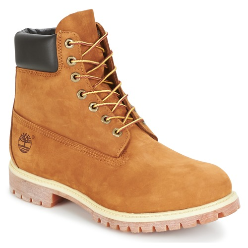 Schoenen Heren Laarzen Timberland 6 IN PREMIUM BOOT Brown