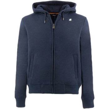 Textiel Heren Sweaters / Sweatshirts K-Way RAINER FLEECE Blauw
