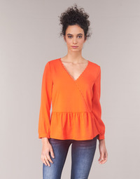 Textiel Dames Tops / Blousjes Vila VIROSSIE Orange