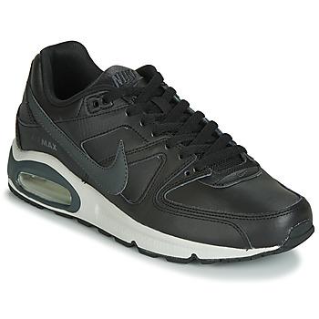Schoenen Heren Lage sneakers Nike AIR MAX COMMAND LEATHER Zwart