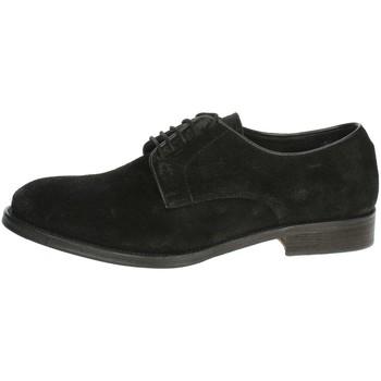 Schoenen Heren Derby Veni AT003 Black