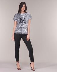 Textiel Dames 5 zakken broeken Marciano GIOTTO Zwart
