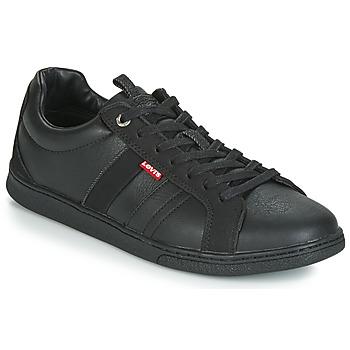 Schoenen Heren Lage sneakers Levi's TULARE Zwart