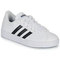 Schoenen Kinderen Lage sneakers adidas Originals VL COURT K BLC Wit