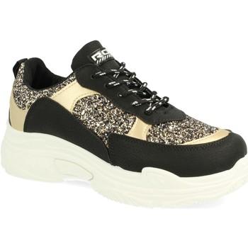 Schoenen Dames Lage sneakers Laik 1019 Oro