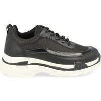 Schoenen Dames Lage sneakers Tony.p BYH-38 Negro