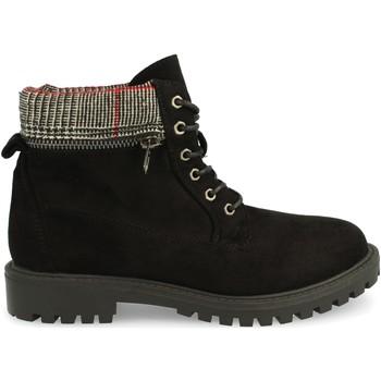 Schoenen Dames Laarzen Laik Y-5586 Negro