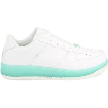 Schoenen Dames Lage sneakers Tony.p BYH-122 Verde