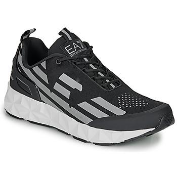 Schoenen Heren Lage sneakers Emporio Armani EA7 ULTIMATE C2 KOMBAT U Zwart