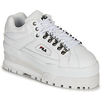 Schoenen Dames Lage sneakers Fila TRAILBLAZER WEDGE WMN Wit