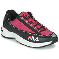 Schoenen Dames Lage sneakers Fila DSTR97 Zwart / Roze