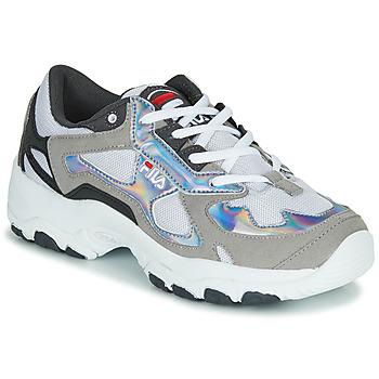Schoenen Dames Lage sneakers Fila SELECT WMN Zilver