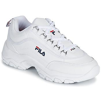 Schoenen Dames Lage sneakers Fila STRADA LOW WMN Wit