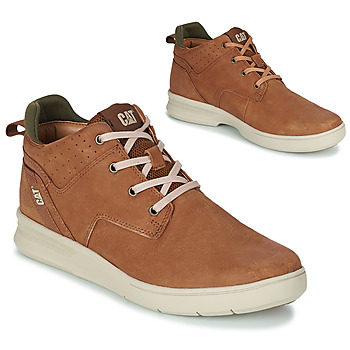 Schoenen Heren Hoge sneakers Caterpillar WARRANT Brown