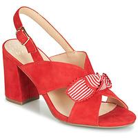 Schoenen Dames Sandalen / Open schoenen Bocage PAULIN Rood