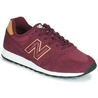 Schoenen Lage sneakers New Balance 373 Bordeaux