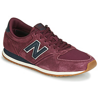 Schoenen Lage sneakers New Balance 420 Bordeaux