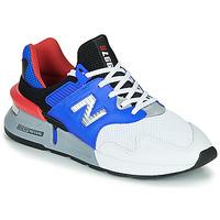 Schoenen Heren Lage sneakers New Balance 997 Wit / Blauw