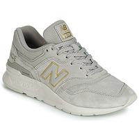 Schoenen Dames Lage sneakers New Balance 997 Grijs