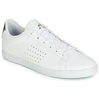 Schoenen Dames Lage sneakers Le Coq Sportif AGATE PREMIUM Wit / Zilver